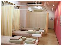 WING鍼灸整骨院施術室